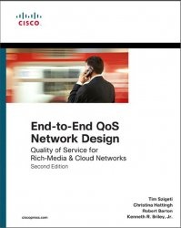 Книга End-to-End QoS Network Design: Quality of Service for Rich-Media & Cloud Networks, 2nd Edition