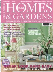 Журнал Homes and Gardens Magazin - Mai / Juni 2014 (Deutsche Ausgabe)
