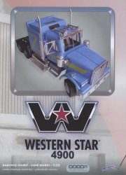 Western Star 4900 (Z-Art)