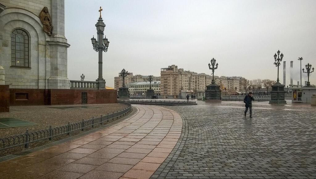 Цокольный этаж Храма Христа Спасителя, Москва