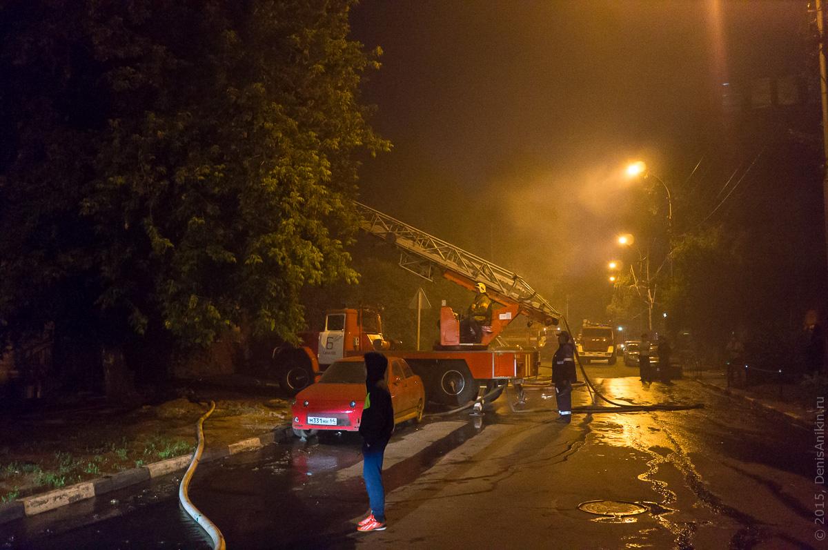 пожар саратов 7 июня 2015 8