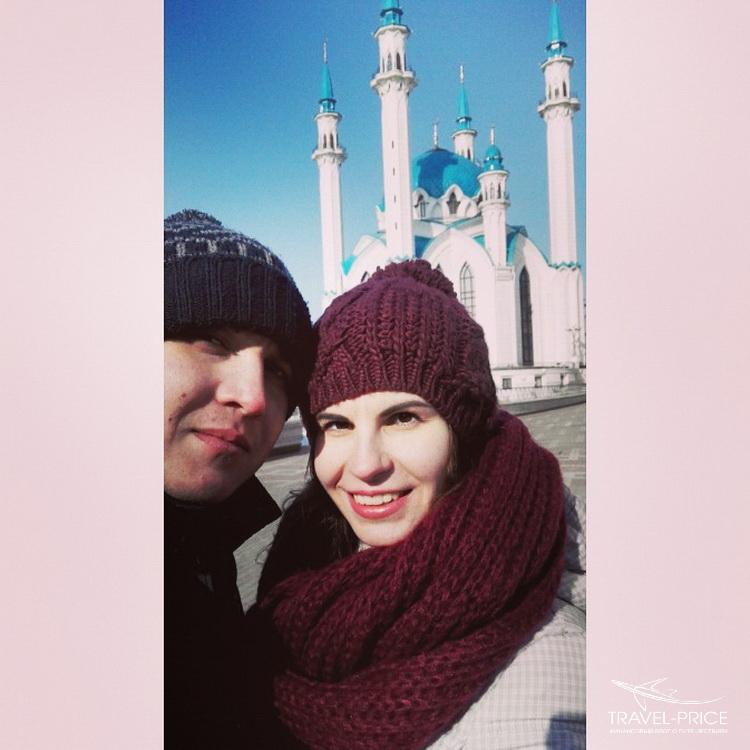 селфи в Казани