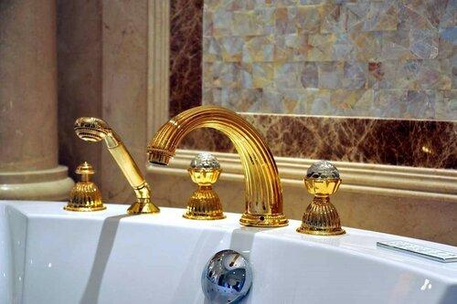 Смеситель для ванной и душа.Выбираем лучшее