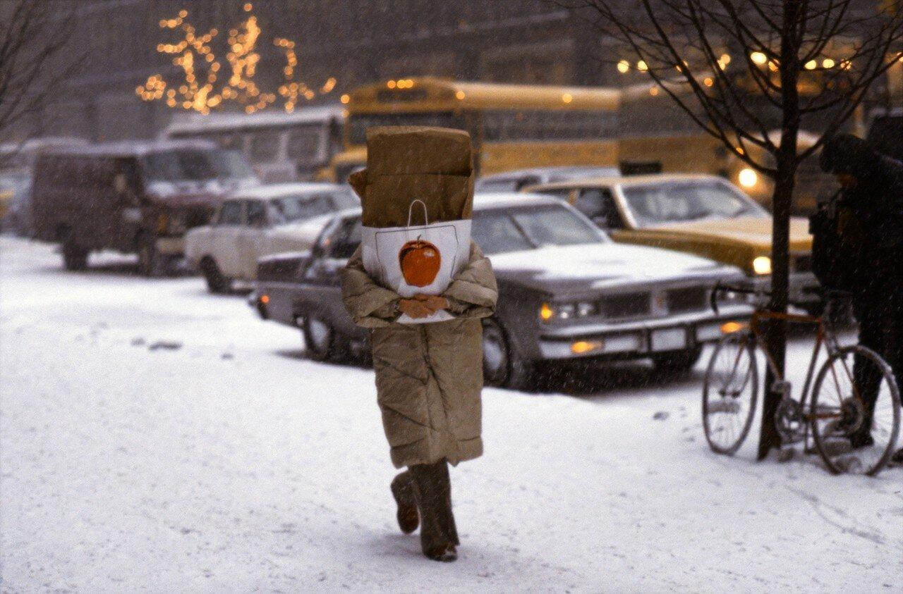 1984. Подарки на Рождество