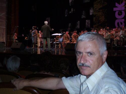 На джаз-фестивале в Сочи