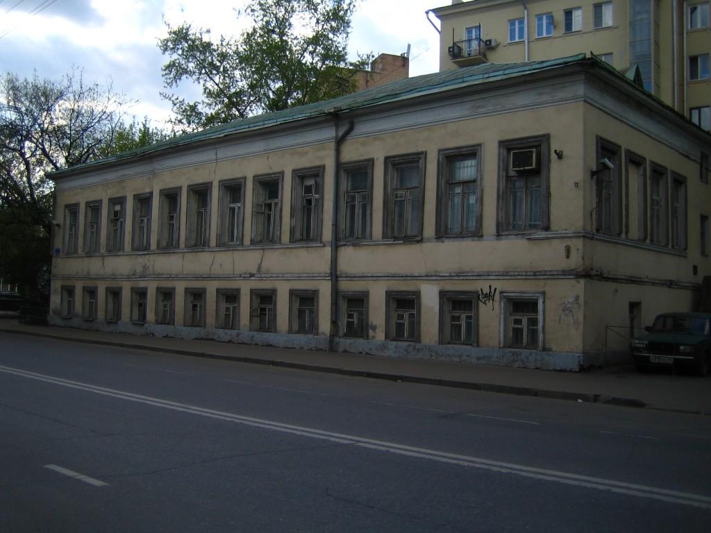 ул. Воронцово Поле, 7 строение 3