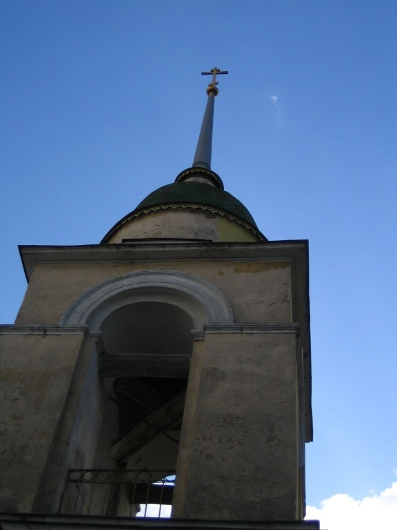 Храм Максима Блаженного (Максима Исповедника) на Варварке