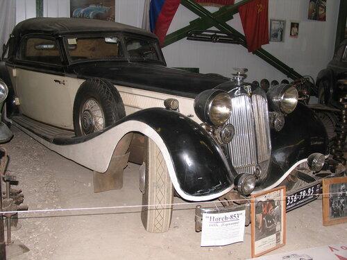 JAC-SERVICE — «Музей автомобилей» на Яндекс.Фотках