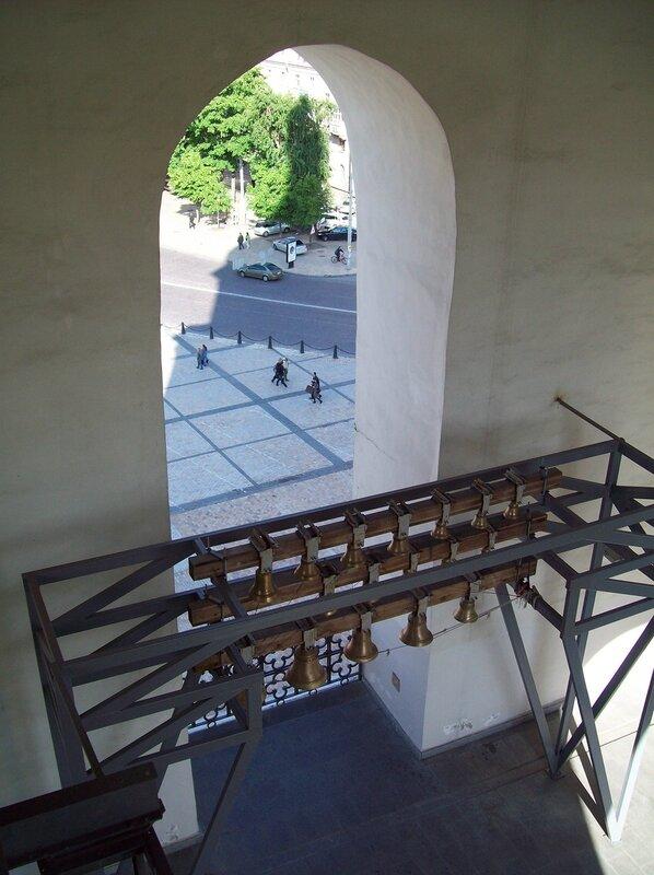 Колокола Софии Киевской