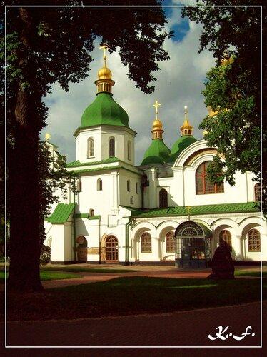 Киев | Софиевский Собор