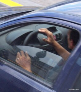 Руки на руле