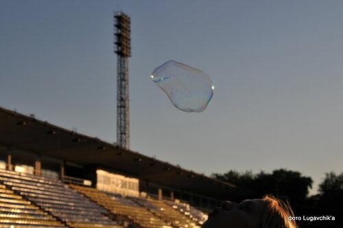 одинокий пузырь