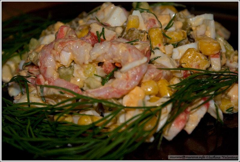 блюда из морской замороженной капусты