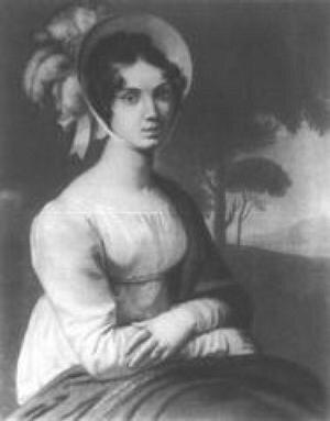 П.Бенвенути Портрет З.А.Волконской 1820-е гг..