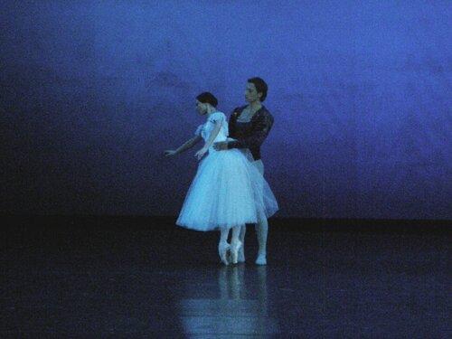 Па де де из балета «Жизель»