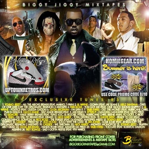 Biggy Jiggy Mixtapes - Exclusive Tunes 85 (2009)