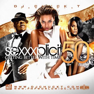 DJ Chuck T - Sexxxplicit R&B 50 (2009)