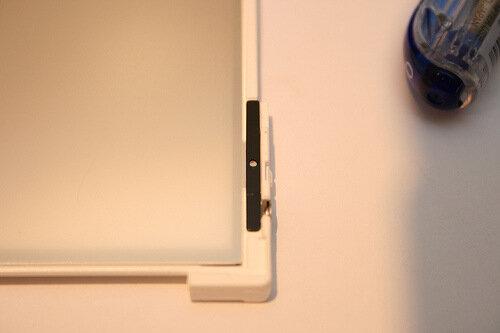 Чистим залитую матрицу на Macbook`e
