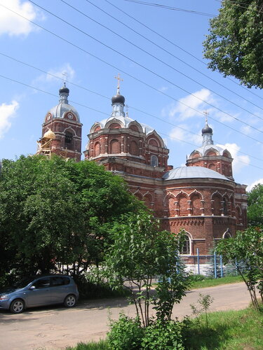 Лапочка — «Ковров. Спасо-Преображенский собор» на Яндекс.Фотках