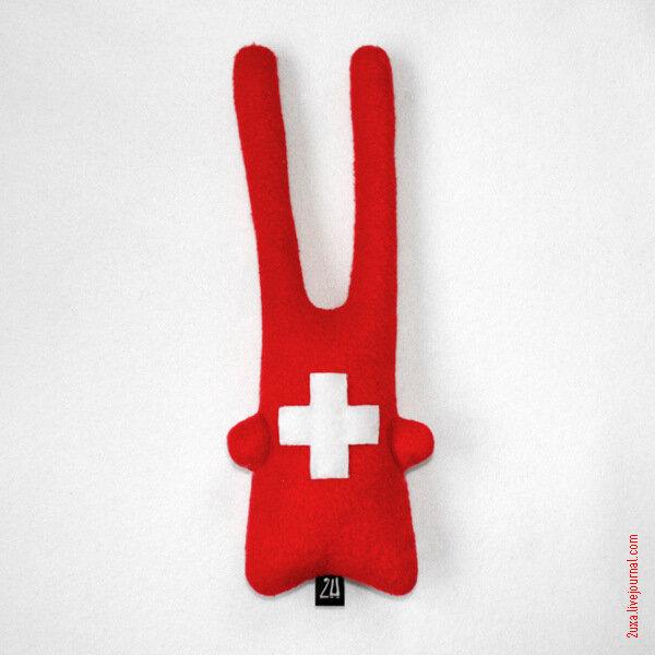 2uxa швейцарский заяц