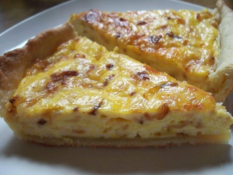 как приготовить сырный пирог в духовке