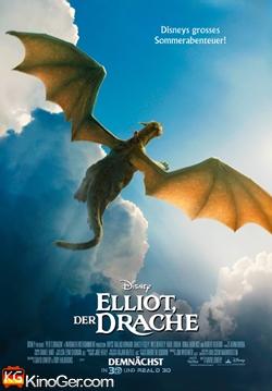 Elliot, der Drache (2016)