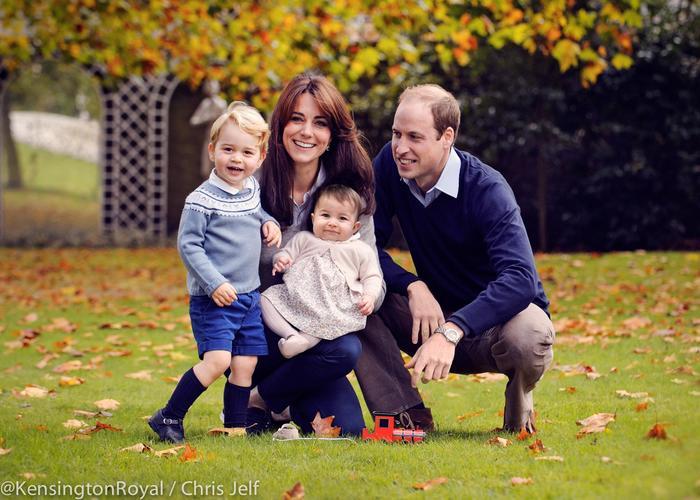 Принца Джорджа оформили в бюджетный детский сад