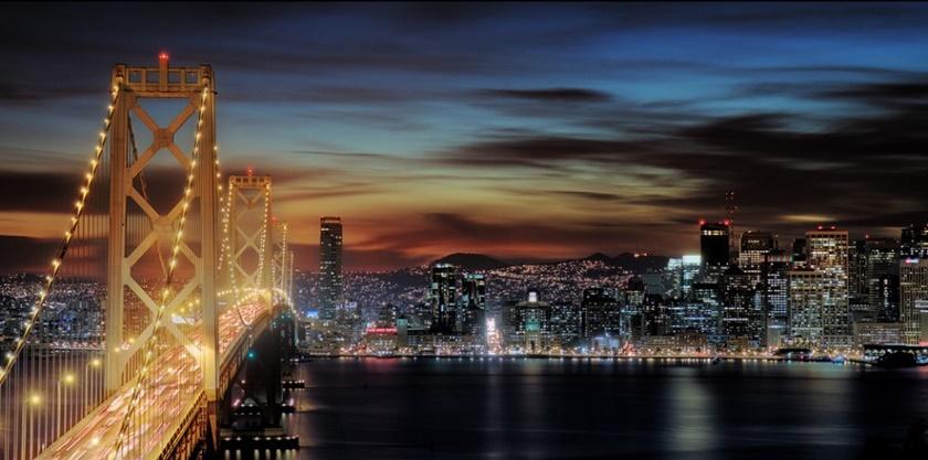Красивые фотографии тумана в Сан Франциско, США 0 14226d bd24f9a7 orig