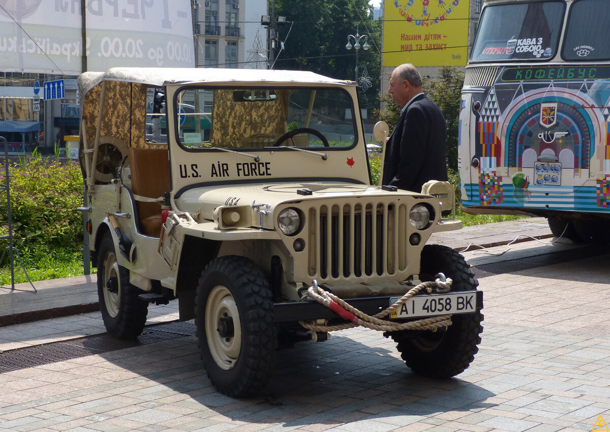 Willys MB (1941-1945гг.)