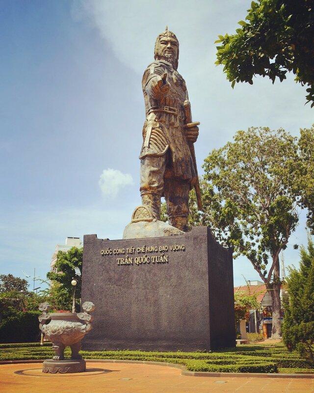 Полководец Чан Хынг Дао, Вунгтау...Вьетнам (спец.выпуск)