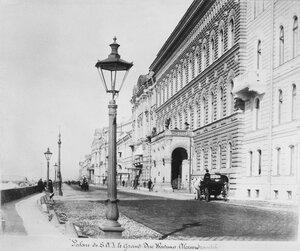 Дворец Великого князя Владимира Александровича. 1910