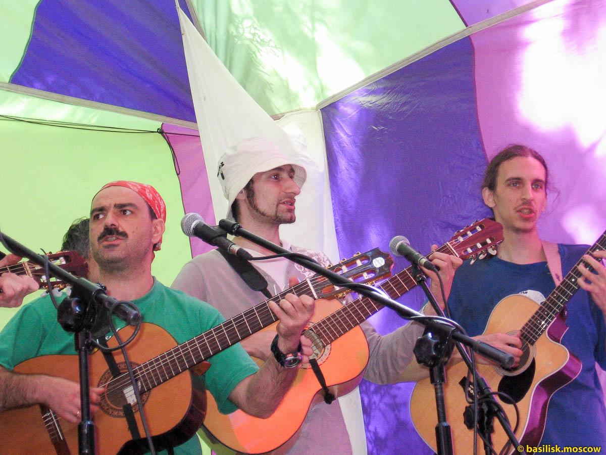 Фестиваль песни Подосинки. Май 2009.