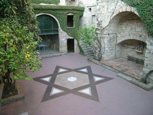 еврейский квартал жирона