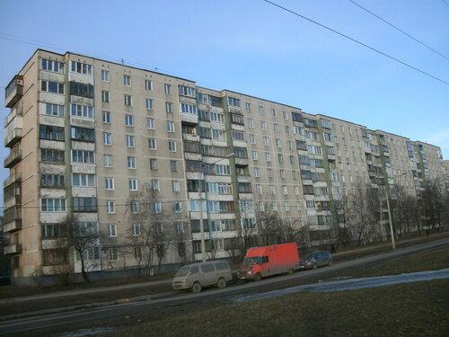 Малая Балканская ул. 40