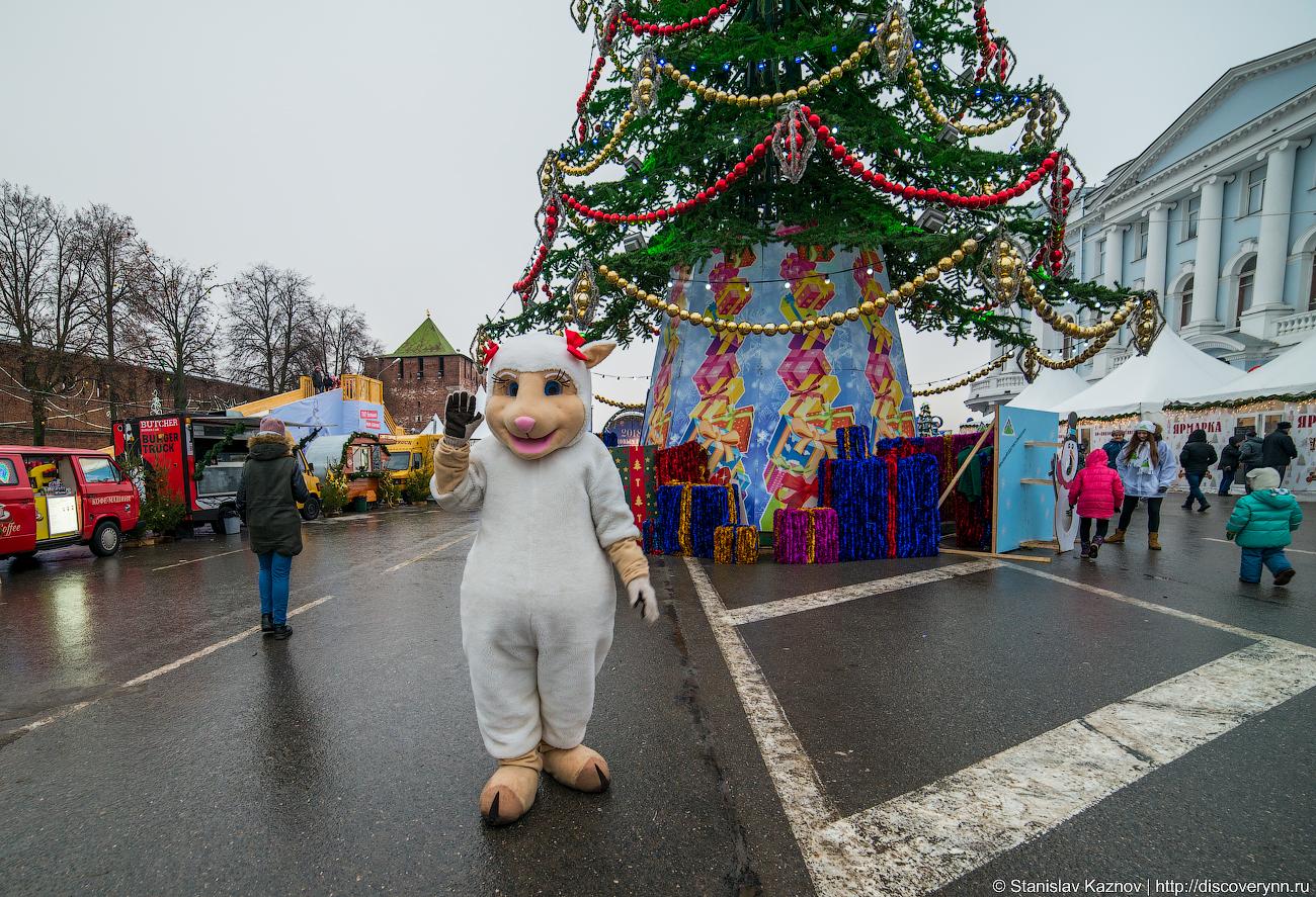 Нижегородский фестиваль новогоднего трэша