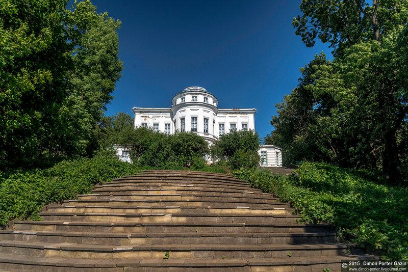 Богородицк. Дворец Бобринских