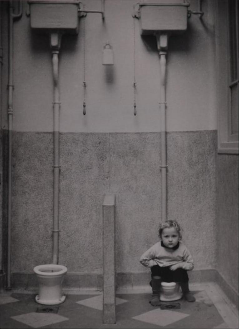 1935. Детский сад
