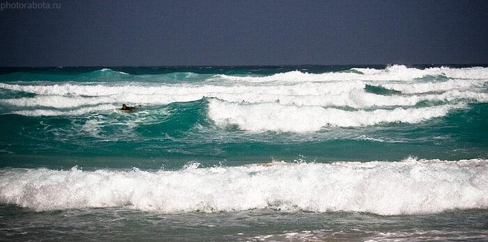 Socotra, sea