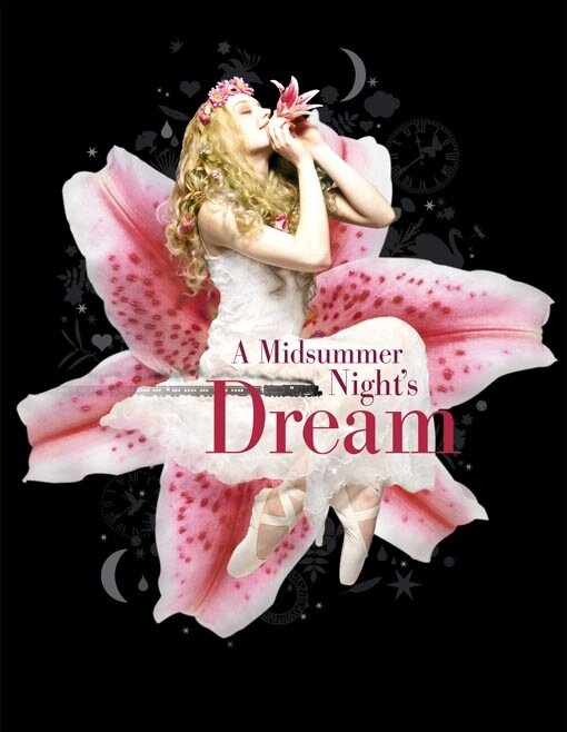 theme love midsummer nights dream shakespeare