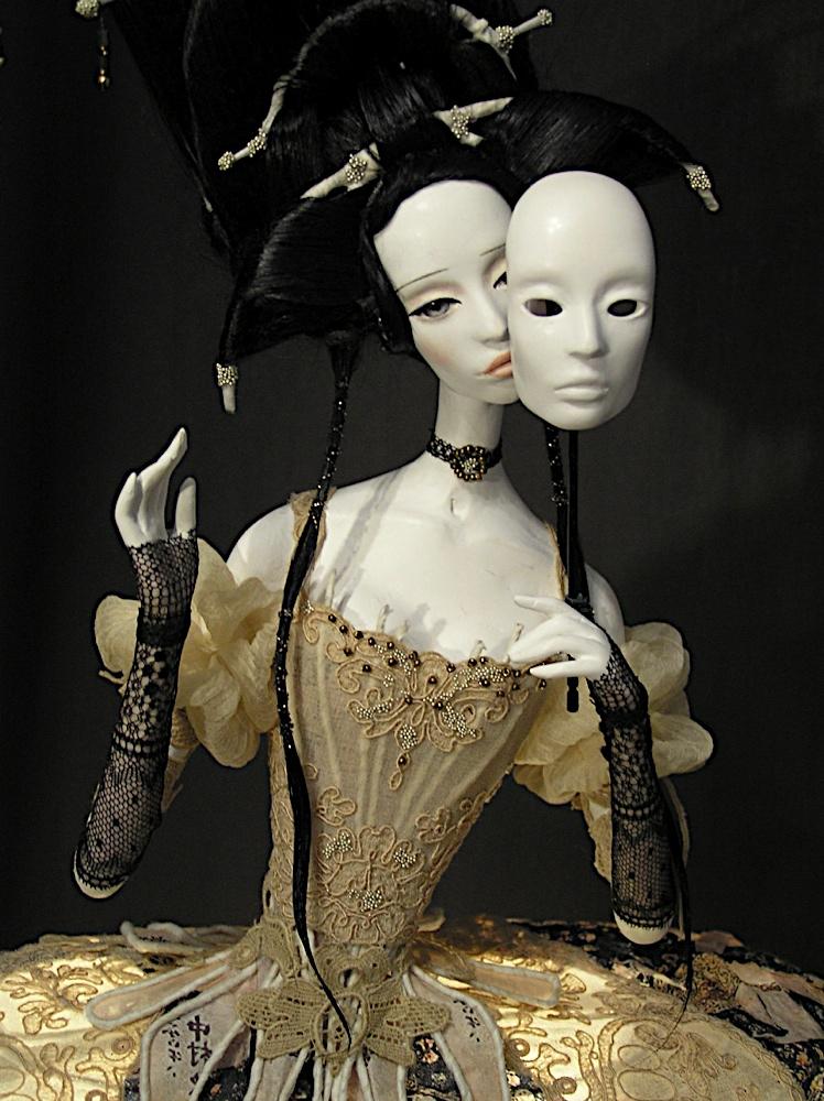 Куклы Лены и Кати Поповых