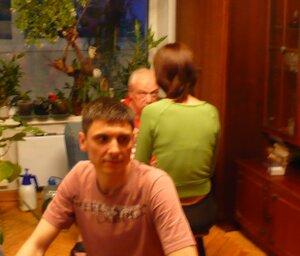 У Николая Денисова на занятии по телепортации
