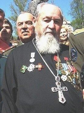 ПРОТОИЕРЕЙ ВАСИЛИЙ ЕРМАКОВ.