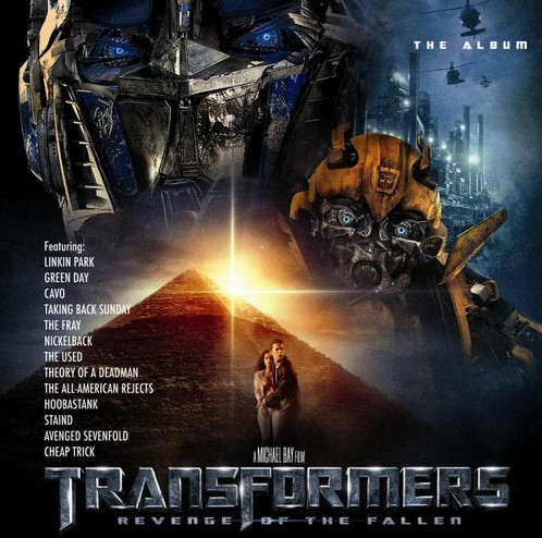 OST+Score Transformers: Revenge of the Fallen (200 ...
