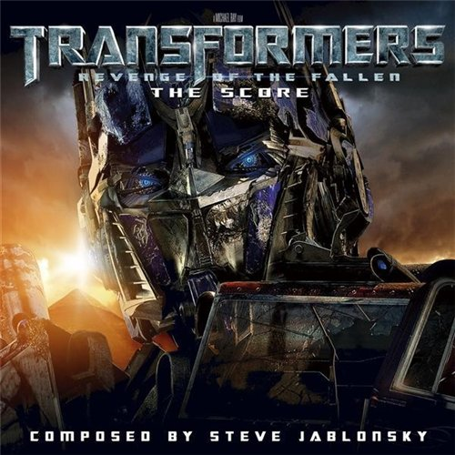 OST+Score Transformers: Revenge of the Fallen (2009)