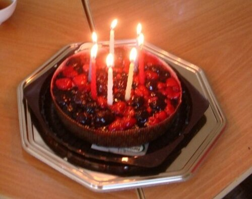 Ульянин день рожденья