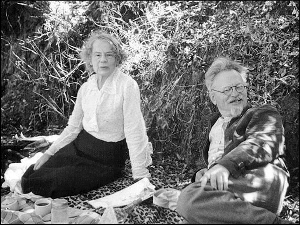 Лев Троцкий: личная жизнь, жена, дети