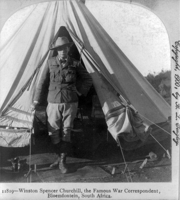 589 Сэр Уинстон Леонард  Спенсер Черчилль военный корреспондент в ЮАР.jpg