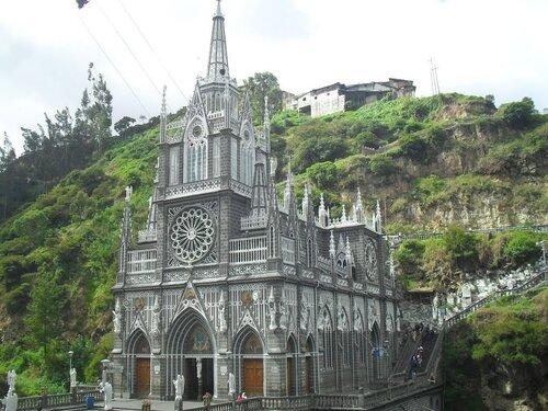 Церковь Лас-Лахас