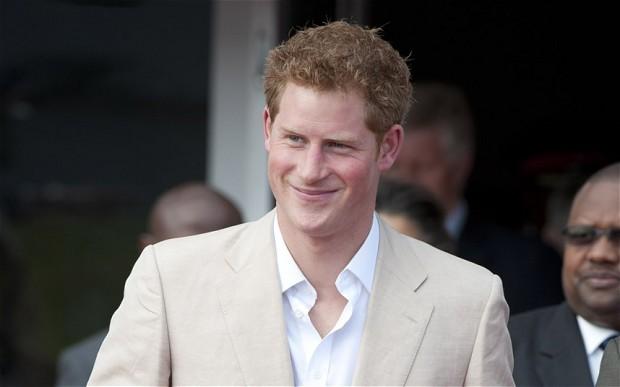 Принц Гарри был замечен на молодежной вечеринке