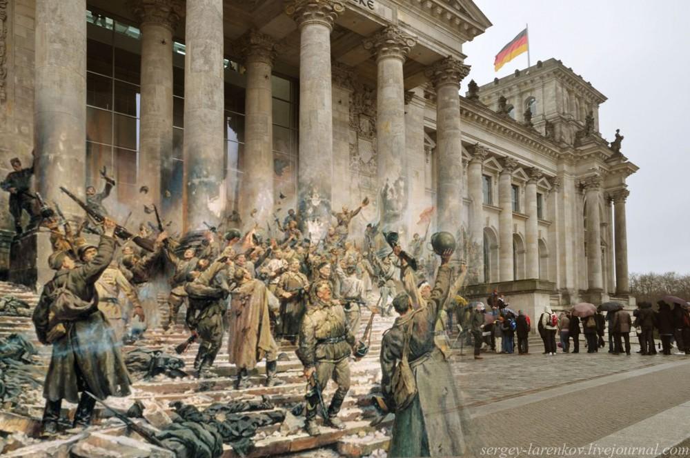 42 Берлин 1945-2010 Картина Победа Петра Александровича Кривоногова.jpg